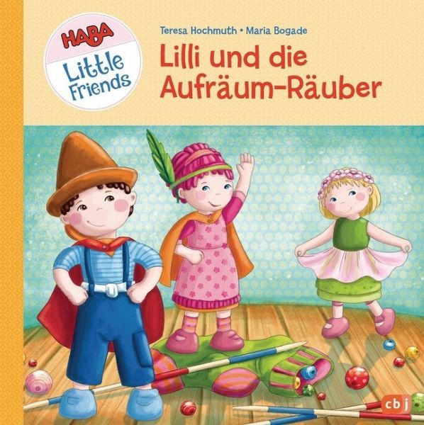Buch-Reihe HABA Little Friends