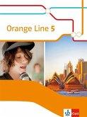 Orange Line 5. Schülerbuch Klasse 9. Flexibler Einband