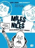 Schlimmer geht immer / Miles & Niles Bd.2 (Mängelexemplar)