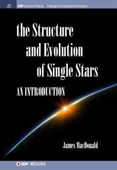Structure and Evolution of Single Stars (eBook, ePUB)