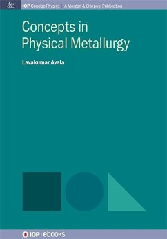 Concepts in Physical Metallurgy (eBook, ePUB)