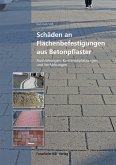 Schäden an Flächenbefestigungen aus Betonpflaster. (eBook, PDF)