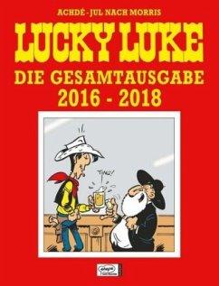 2016-2018 / Lucky Luke Gesamtausgabe Bd.28 - Jul; Achdé