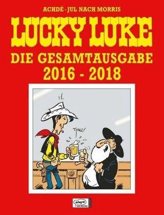 Buch-Reihe Lucky Luke Gesamtausgabe