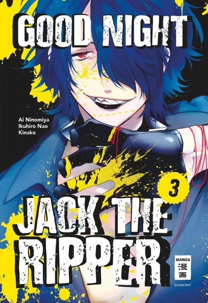 Buch-Reihe Good Night Jack the Ripper