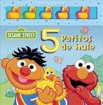 Sesame Street: 5 Patitos de Hule = Sesame Street: 5 Little Rubber Duckies