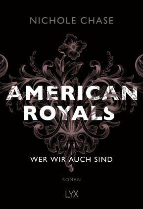 Buch-Reihe American Royals