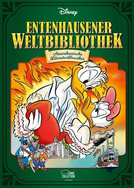 Buch-Reihe Entenhausener Weltbibliothek