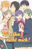 Küss ihn, nicht mich! Bd.13