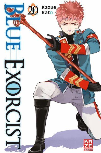 Buch-Reihe Blue Exorcist