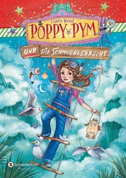 Buch-Reihe Poppy Pym von Laura Wood