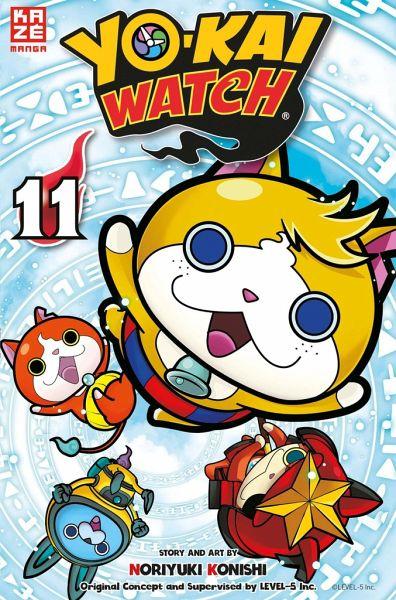 Buch-Reihe Yo-Kai Watch