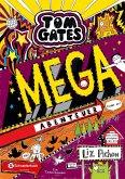 Mega-Abenteuer (oder so) / Tom Gates Bd.13