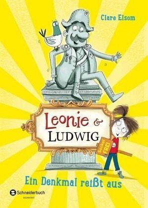 Buch-Reihe Leonie & Ludwig