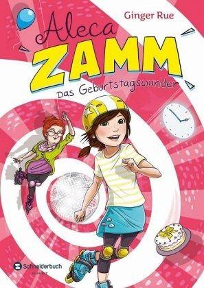 Buch-Reihe Aleca Zamm