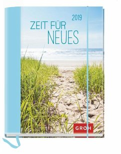 Zeit für Neues 2019 Buchkalender