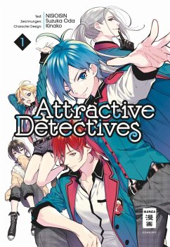 Attractive Detectives / Attractive Detectives Bd.1