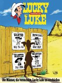 Die Männer, die versuchten, Lucky Luke zu erschießen / Lucky Luke Themenband Bd.1