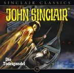 Die Todesgondel / John Sinclair Classics Bd.34 (1 Audio-CD)