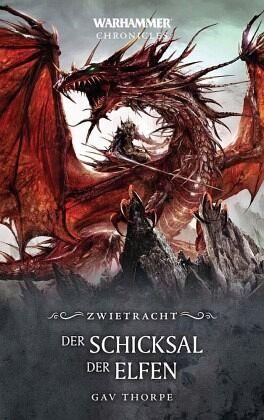 Buch-Reihe Warhammer - Die Chronik der alten Welt