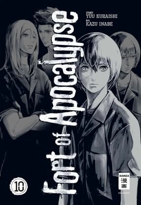 Buch-Reihe Fort of Apocalypse