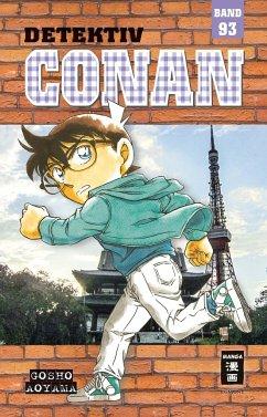 Detektiv Conan Bd.93 - Aoyama, Gosho