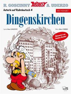 Asterix Mundart Ruhrdeutsch IV - Uderzo, Albert