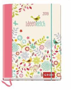 ideenreich 2019 Buchkalender