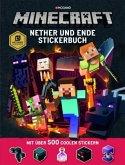 Minecraft, Nether und Ende - Stickerbuch