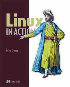 Linux in Action - Clinton, David