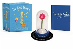 The Little Prince: Light-Up Rose and Illustrate...