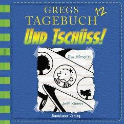 Und Tschüss! / Gregs Tagebuch Bd.12 (MP3-Download) - Kinney, Jeff
