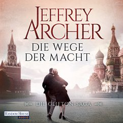 Die Wege der Macht / Clifton-Saga Bd.5 (MP3-Download) - Archer, Jeffrey