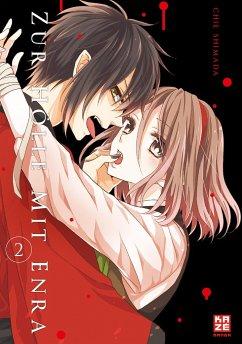 Zur Hölle mit Enra Bd.2 - Shimada, Chie