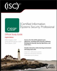 (ISC)2 CISSP Certified Information Systems Secu...