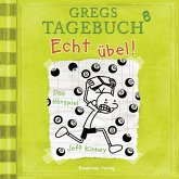Echt übel! / Gregs Tagebuch Bd.8 (MP3-Download)