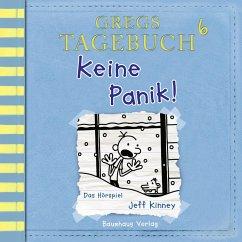 Keine Panik! / Gregs Tagebuch Bd.6 (MP3-Download) - Kinney, Jeff