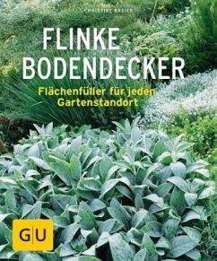Flinke Bodendecker - Breier, Christine