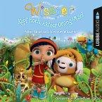 Wissper - Kopf hoch, kleiner Orang-Utan: Neue Geschichten von Wissper (Ungekürzt) (MP3-Download)