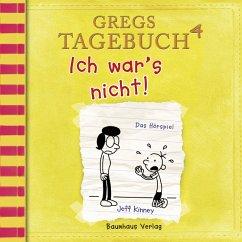 Ich war's nicht! / Gregs Tagebuch Bd.4 (MP3-Download) - Kinney, Jeff
