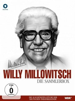 Willy Millowitsch - Die Sammelbox (10 Discs)