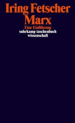 Marx (eBook, ePUB) - Fetscher, Iring
