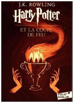 Harry Potter 4 Et la coupe de feu - Rowling, J. K.