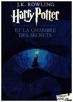 Harry Potter 2 et la chambre des secrets - Rowling, J. K.