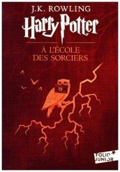 Harry Potter 1 à l'école des sorciers - Rowling, J. K.