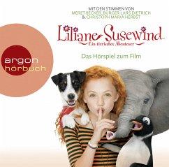 Liliane Susewind - Das Originalhörspiel zum Kinofilm, 1 MP3-CD - Stewner, Tanya