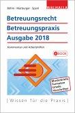 Betreuungsrecht-Betreuungspraxis Ausgabe 2018 (eBook, PDF)