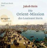 Die Orient-Mission des Leutnant Stern, 4 Audio-CDs