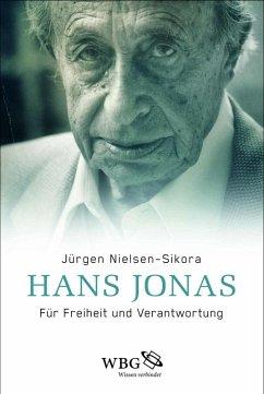 Hans Jonas (eBook, ePUB) - Nielsen-Sikora, Jürgen