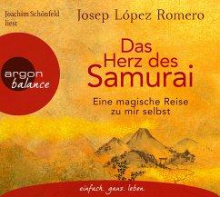 Das Herz des Samurai, 3 Audio-CDs - López Romero, Josep